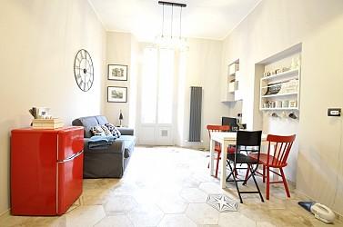 One Bedroom flat with balcony in Via Plinio