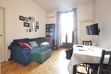 Furnished One Bedroom Flat few steps from Parco Ravizza