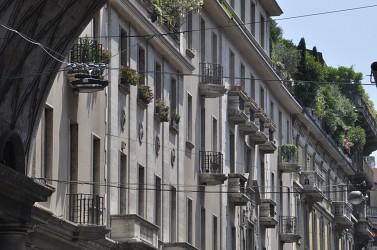 Exclusive office spaces along Corso Venezia