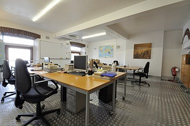 Large office space in the heart of Brera
