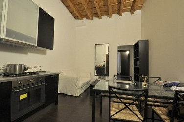 Fully renovated One Bedroom in an historical courtyard of the 17th century