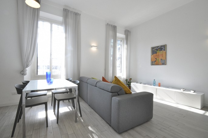 Brera Rent: New Two Bedrooms flat walking disance from MM Lodi