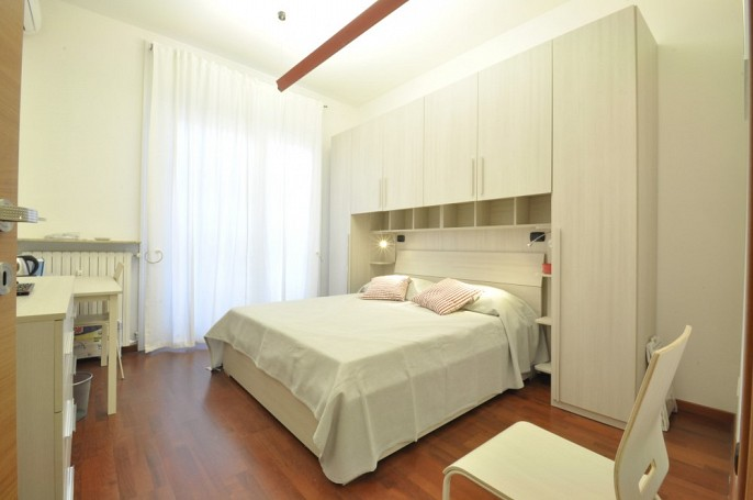 Brera Rent: Renovated two bedrooms apartment