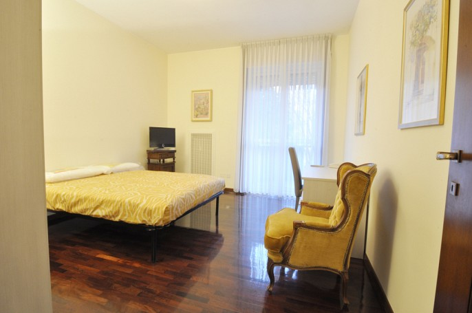 Brera Rent: Elegant small two bedrooms flat in the Bocconi Area