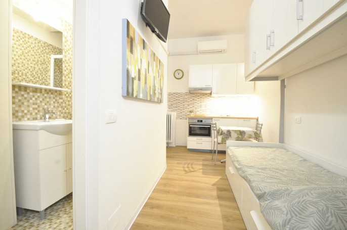 Brera Rent: Brand new Studio flat in Zona Fiera