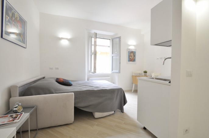 Brera Rent: Newly renovated Studio flat few steps from Cinque Giornate