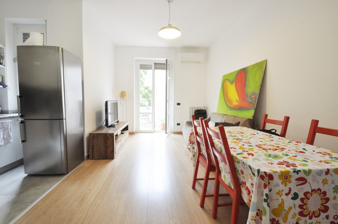 Brera Rent: Two Bedrooms flat few steps from NABA & Bocconi