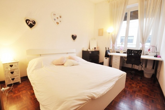 Brera Rent: Large three bedrooms flat in the heart of Brera