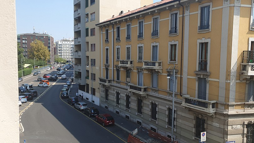 Brera Rent: Newly renovated One Bedroom flat