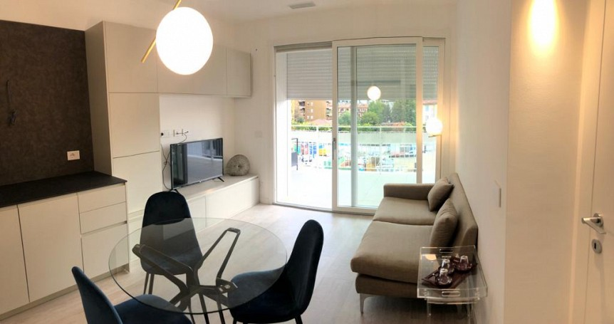 Brera Rent: Brand new One Bedroom Flat in stylish residential complex