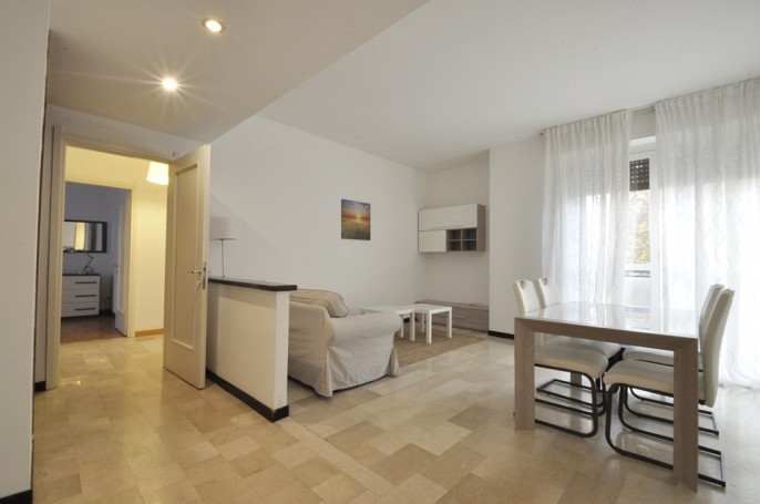 Brera Rent: Elegant Two Bedrooms Flat along the Navigli