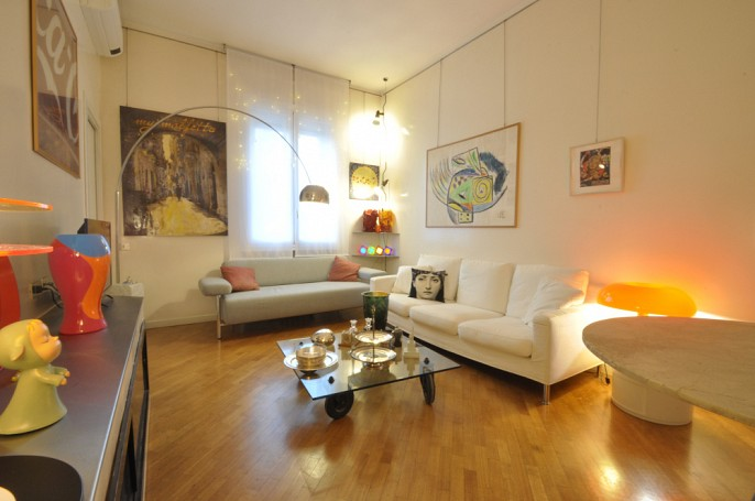 Brera Rent: Cozy One Bedroom flat with balcony in the Pagano Area