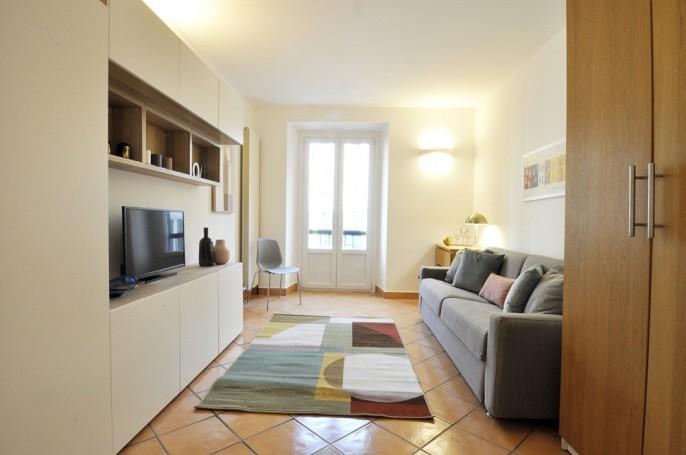 Brera Rent: Studio flat newly renovated in Darsena