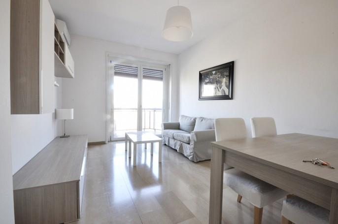 Brera Rent: One Bedroom flat at high floor in the Navigli district