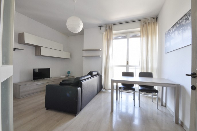Brera Rent: Two Bedrooms flat with separate kitchen along the Navigli