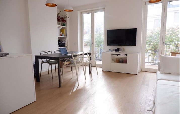 Brera Rent: Two Bedrooms flat in a luxury residential complex