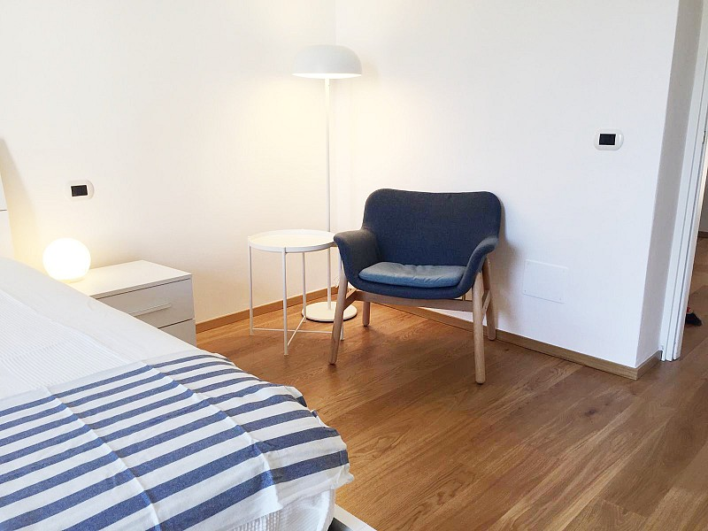 Newly renovated one bedroom flat in Isola