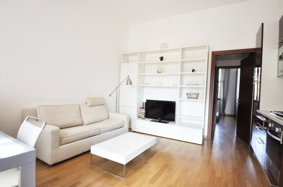 Recently renovated one bedroom flat along the Navigli