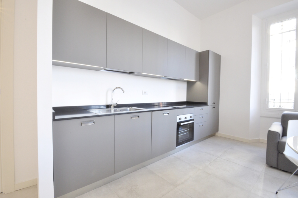 BocconiRent: Recently renovated two bedrooms flat few steps from Fondazione Prada