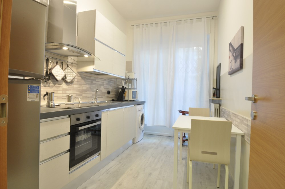 BocconiRent: Renovated two bedrooms apartment