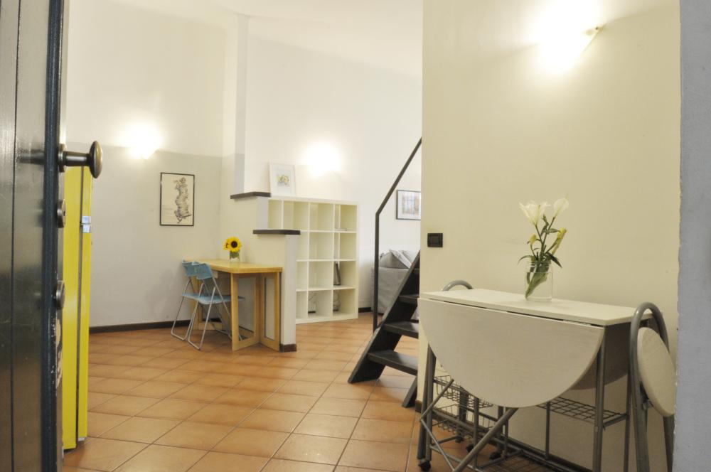 BocconiRent: Loft-style flat along Via Ripamonti