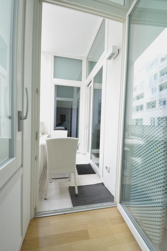 BocconiRent: Luxury One Bedroom flat with lofted studio space