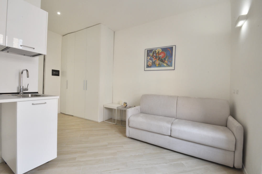 BocconiRent: Newly renovated Studio flat few steps from Cinque Giornate