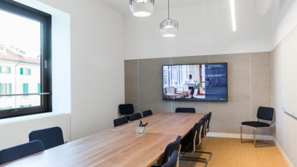 Office Rent Milan: Stylish coworking center in the heart of the Brera District