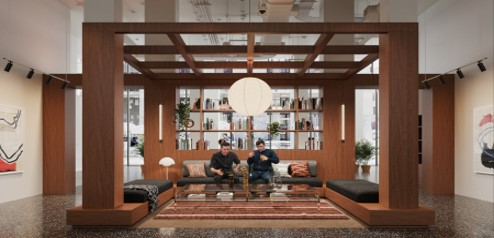 Office Rent Milan: Newly renovated coworking center few steps from the Central Station