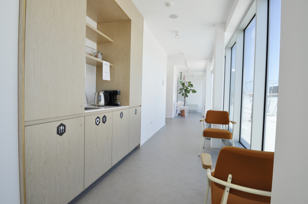 Office Rent Milan: Stylish Coworking in the Isola district