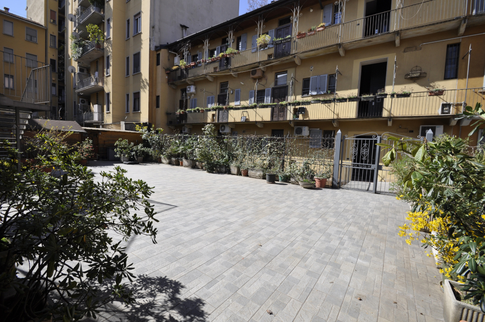 BocconiRent: Luxury loft over two levels in Porta Venezia