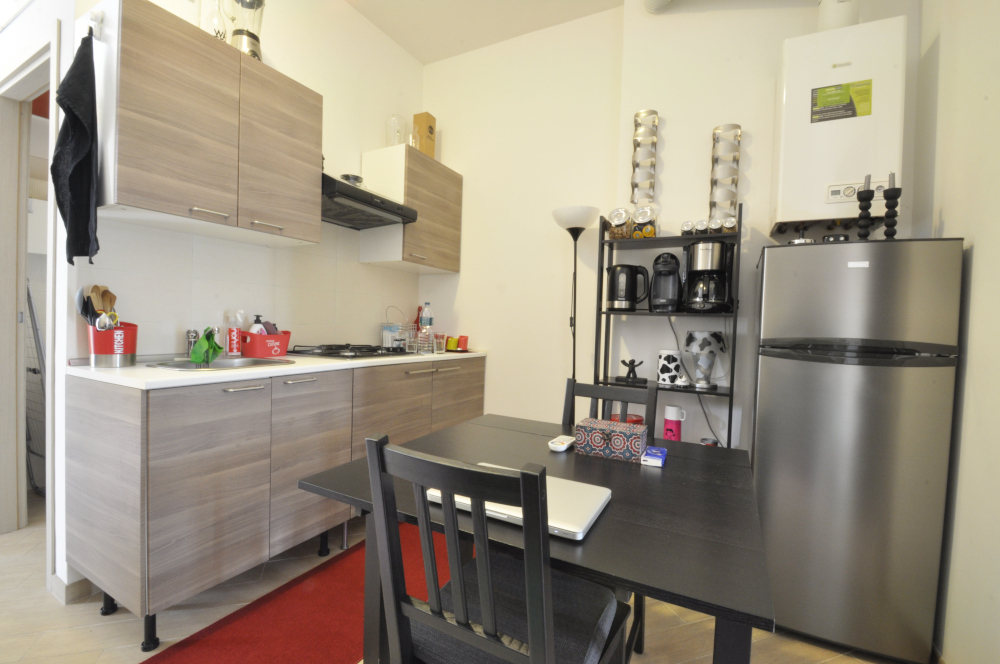 BocconiRent: Renovated one bedroom at the top floor, located few steps from Bocconi