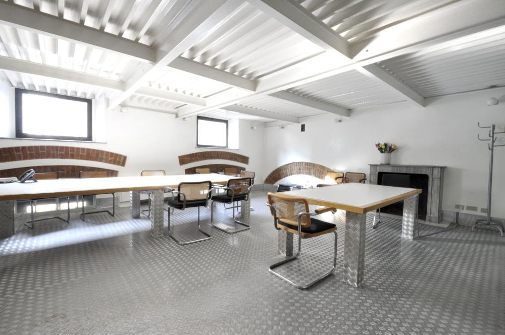 Office Rent Milan: Ufficio all'interno di spazio condiviso in Brera