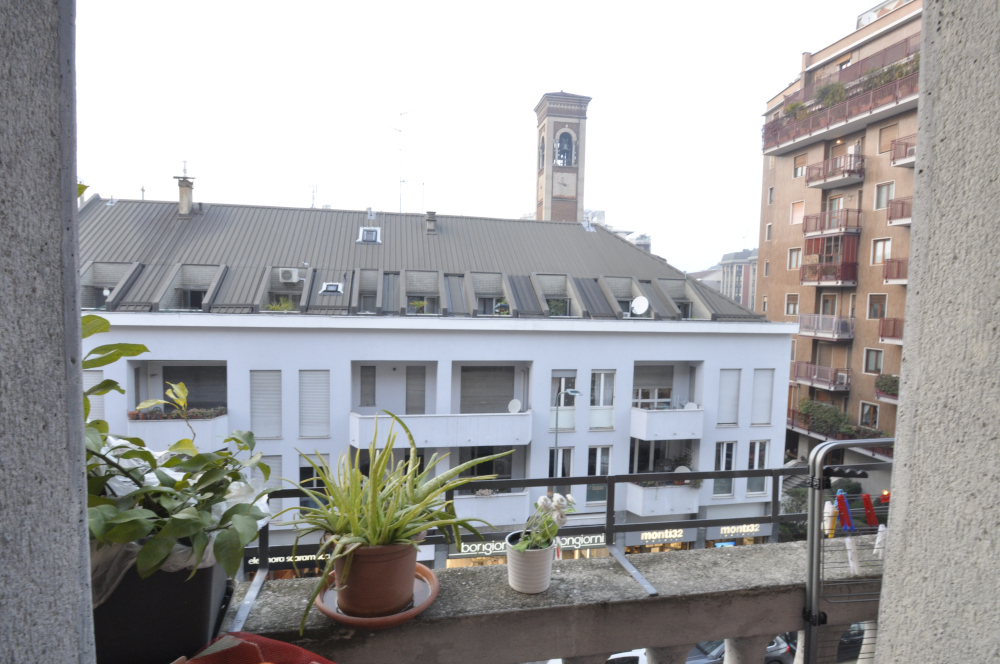 BocconiRent: Cozy One Bedroom flat with balcony in the Pagano Area