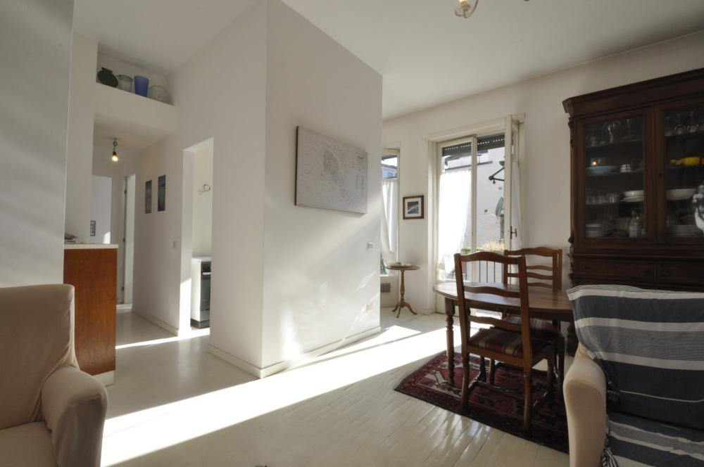 Marangonirent: One Bedroom flat with balcony in the Darsena area of Navigli