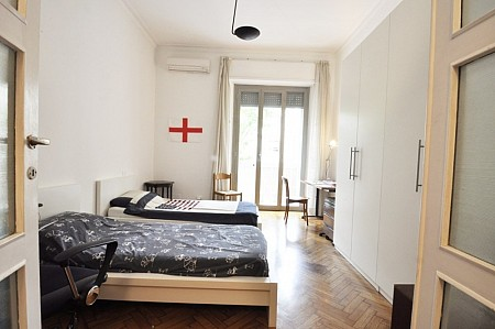 Marangonirent: Two Bedrooms Flat few steps from Bocconi