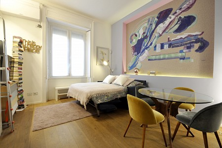 Marangonirent: Design Studio Flat in Porta Romana