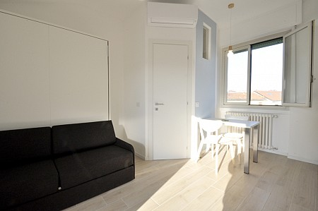 Marangonirent: New studio flat with panoramic views