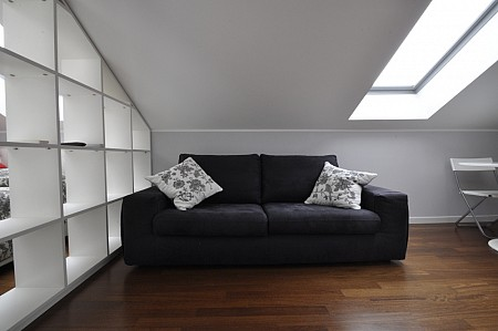 Studio Flat realized by architect