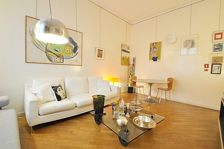 Cozy One Bedroom flat with balcony in the Pagano Area