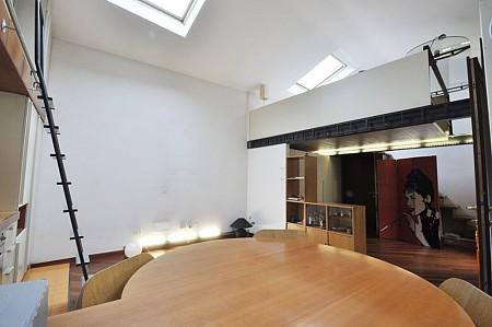 One Bedroom-Loft along the Navigli