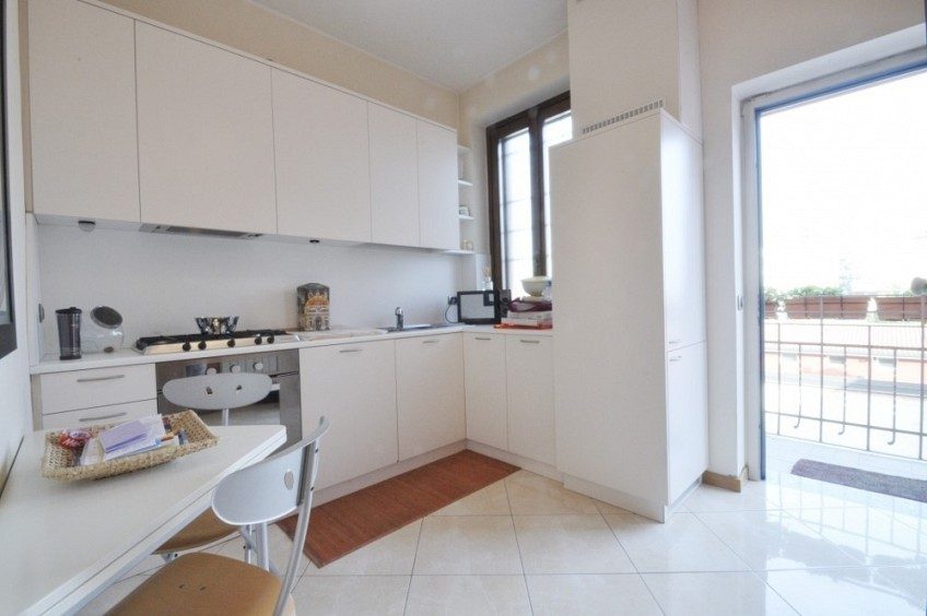 Architect designed two bedrooms flat in the Bocconi Area