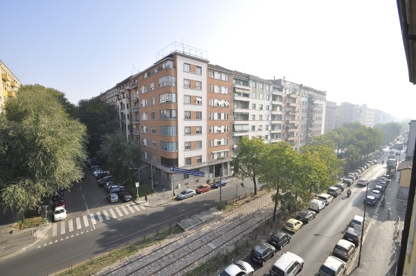 Top floor one bedroom in Porta Venezia