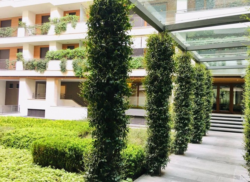 Two Bedrooms flat in a luxury residential complex